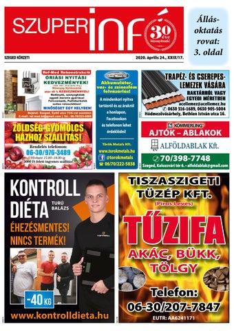 Szeged 2020.04.24