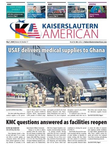 Kaiserslautern American - May 1, 2020
