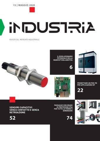 Industria | 15 - Maggio 2020