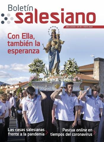 Boletín Salesiano, mayo de 2020