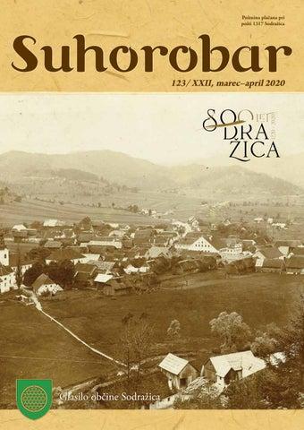 Suhorobar, 123/XXII, marec - april 2020
