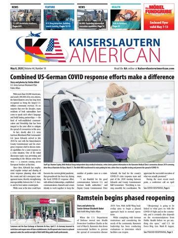 Kaiserslautern American - May 8, 2020