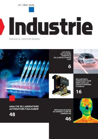 Industrie | 47 - Mai 2020