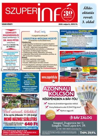 Szeged 2020.05.08