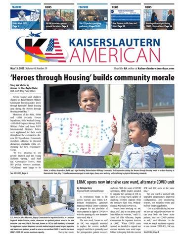 Kaiserslautern American - May 15, 2020