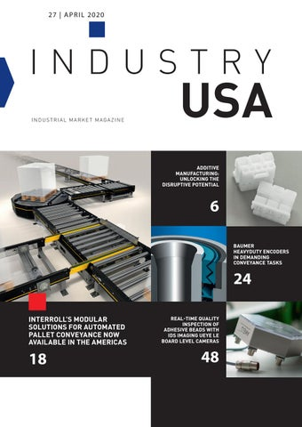 Industry USA | 27 - April 2020