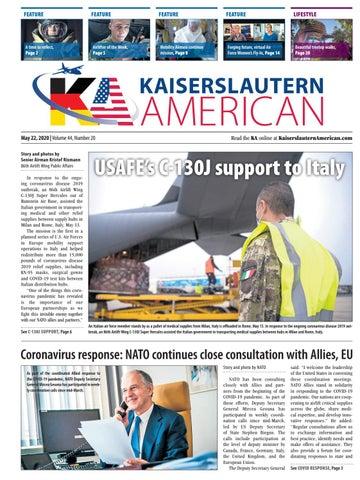 Kaiserslautern American - May 22, 2020