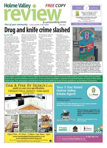 Holme Valley Review - May 2020