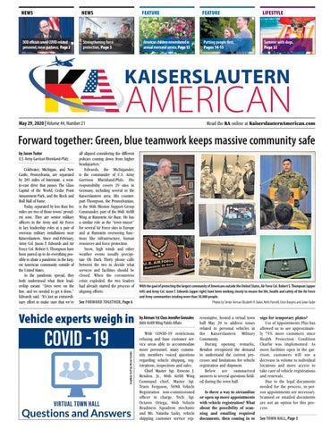 Kaiserslautern American - May 29, 2020