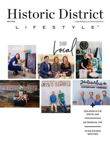 Historic District Lifestyle 2020-05