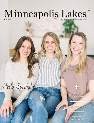 Minneapolis Lakes 2020-05