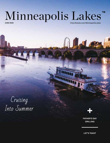 Minneapolis Lakes 2020-06
