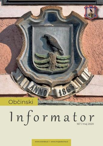 OBČINSKI INFORMATOR 167