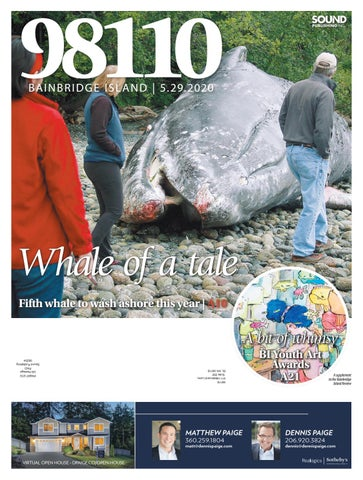 May 29, 2020 Bainbridge Island Review