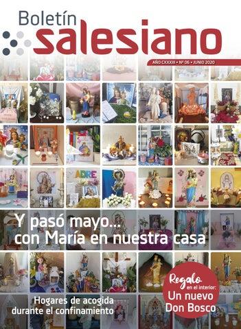 Boletín Salesiano, junio de 2020