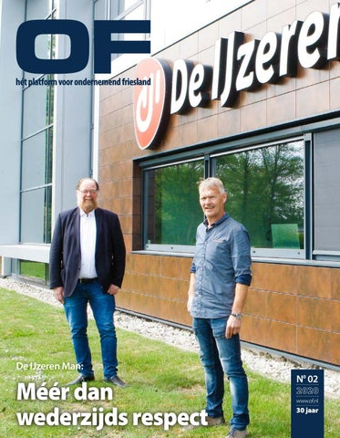 Ondernemend Friesland editie 2 juni 2020