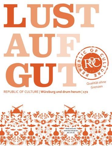 LUST AUF GUT Magazin | Würzburg Nr. 172