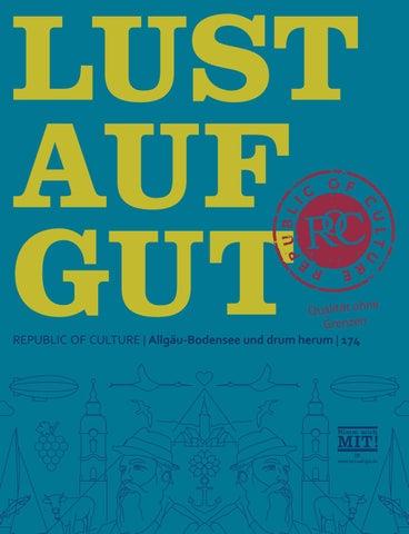 LUST AUF GUT Magazin | Allgäu-Bodensee Nr. 174