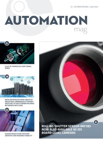 Automation Mag | 01 - June 2020