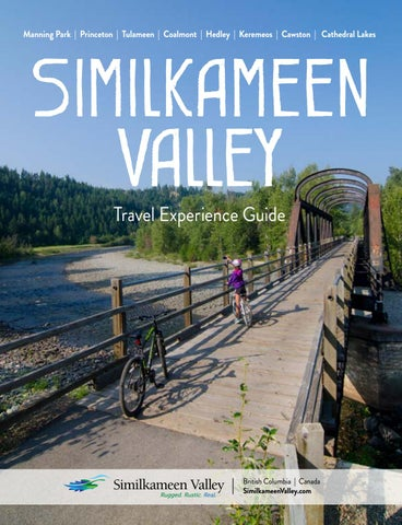 Similkameen Valley Travel Guide