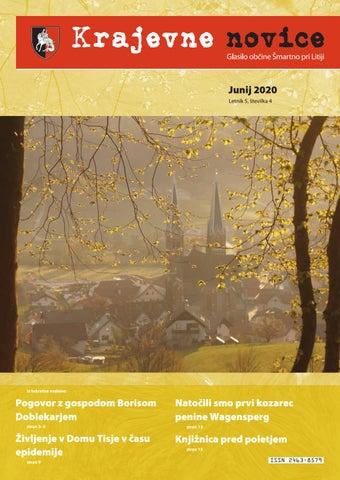 Krajevne novice - junij (letnik 5, št. 4)