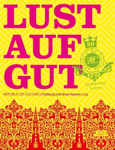 LUST AUF GUT Magazin | Freiburg Nr. 175