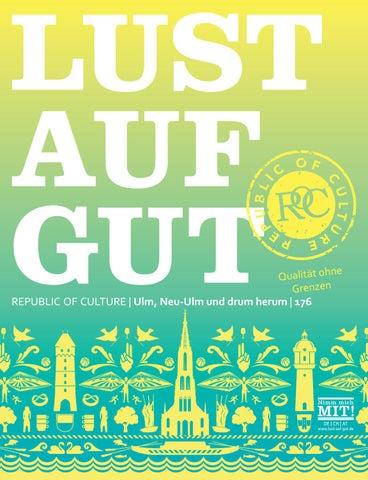 LUST AUF GUT Magazin | Ulm Nr. 176