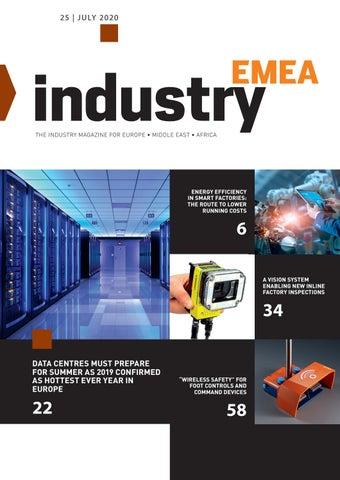 Industry EMEA | 25 - July 2020