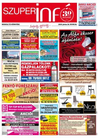 Miskolc, 2020.06.26