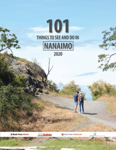 101 Things to See and Do in Nanaimo 2020