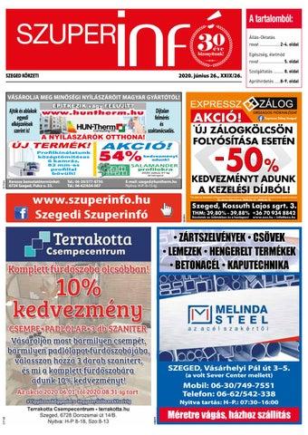 Szeged 2020.06.26