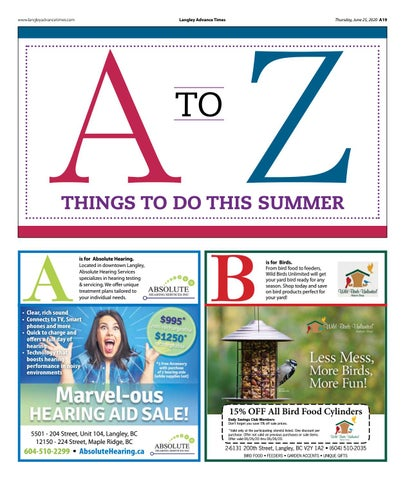 A to Z for Summer 2020