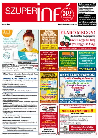Hajduboszormeny 2020.06.26