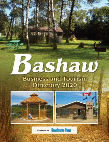 Bashaw Business and Tourism Guide 2020