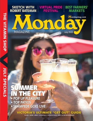 Monday Magazine, June 25, 2020