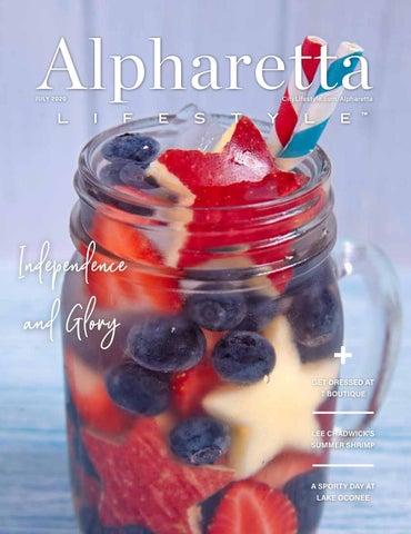 Alpharetta Lifestyle 2020-07