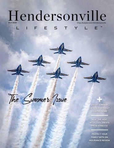 Hendersonville Lifestyle 2020-07