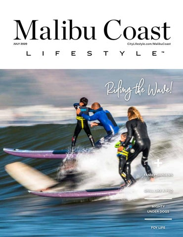 Malibu Coast Lifestyle 2020-07