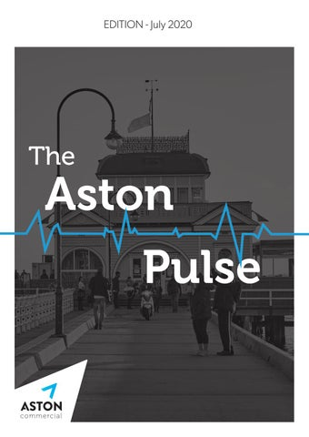 The Aston Pulse - July 2020