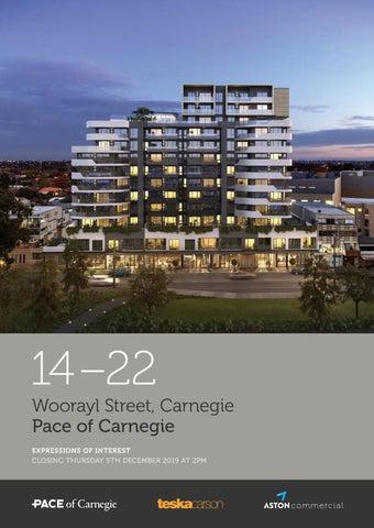 14-22 Woorayl Street, Carnegie