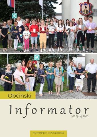 OBČINSKI INFORMATOR 168