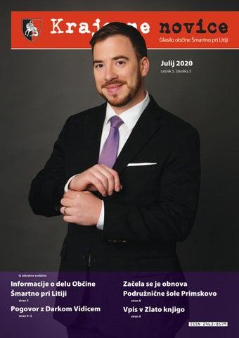 Krajevne novice - julij (letnik 5, št. 5)