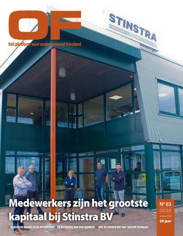 Ondernemend Friesland editie 3 juli 2020