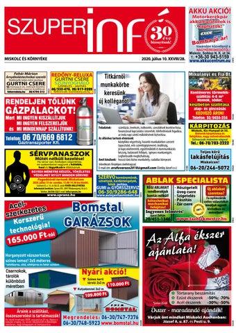 Miskolc, 2020.07.10