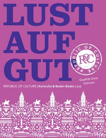 LUST AUF GUT Magazin | Karlsruhe Nr. 177