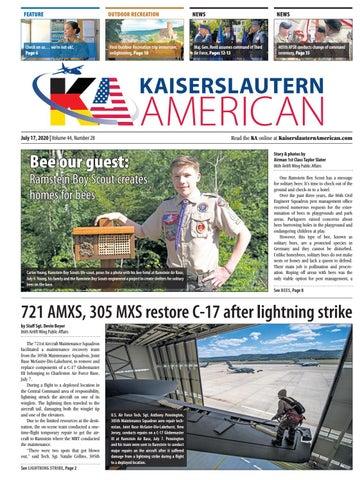 Kaiserslautern American - July 17, 2020