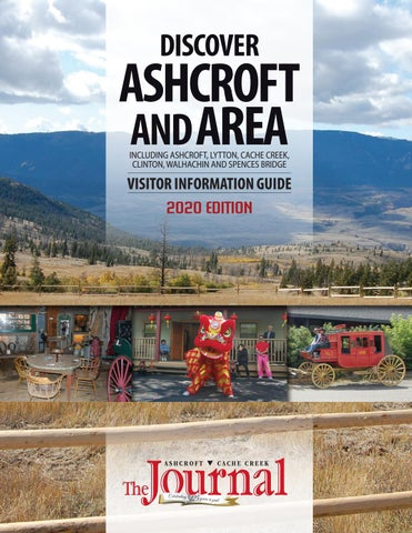 July 16, 2020 Ashcroft Cache Creek Journal