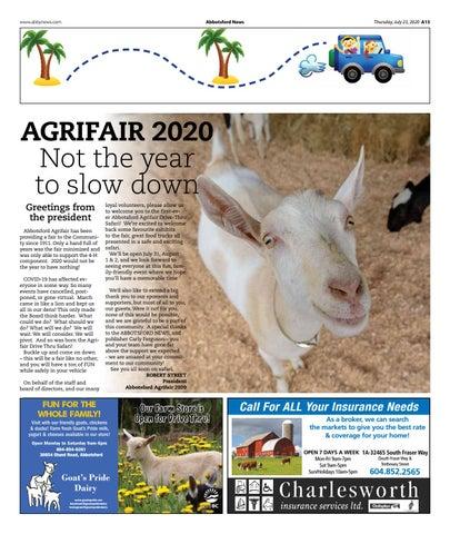 Agrifair 2020