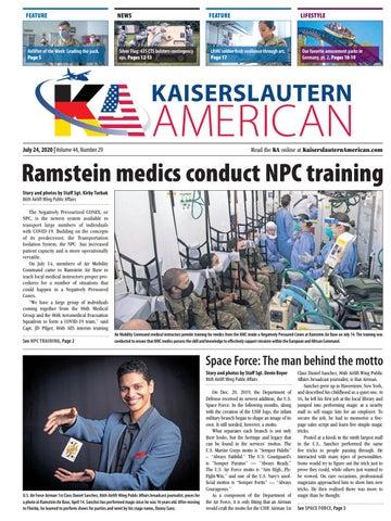 Kaiserslautern American - July 24, 2020