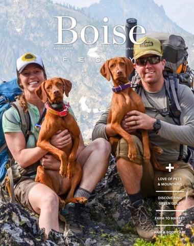 Boise Lifestyle 2020-08